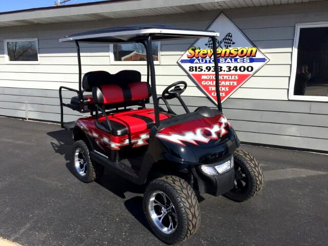 2014 EZGO RXV Lifted Custom Electric Golf Cart