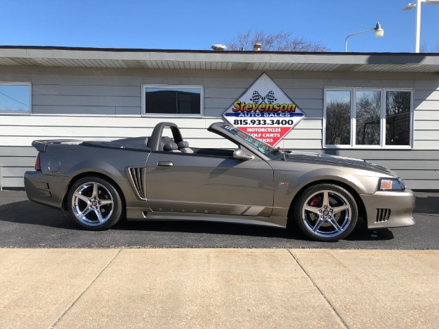 2001 Ford Saleen Mustang S281SC Supercharged