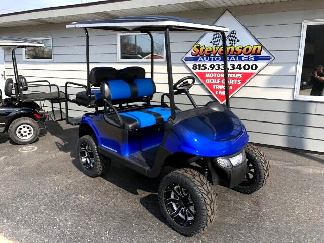 2014 EZGO RXV Custom Lifted Golf Cart