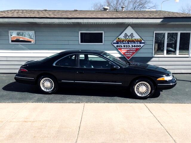 1995 Lincoln Mark VIII Base
