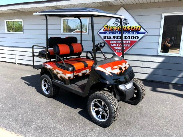 2014 EZGO RXV Custom Lifted Electric Golf Cart