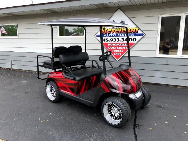 2014 EZGO RXV Custom Electric Golf Cart