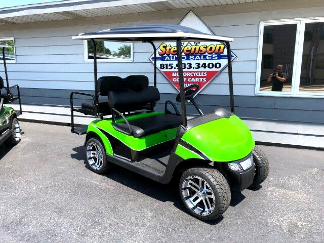 2014 EZGO RXV Custom Electric Golf