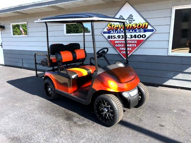 2013 EZGO RXV Custom Electric Golf Cart