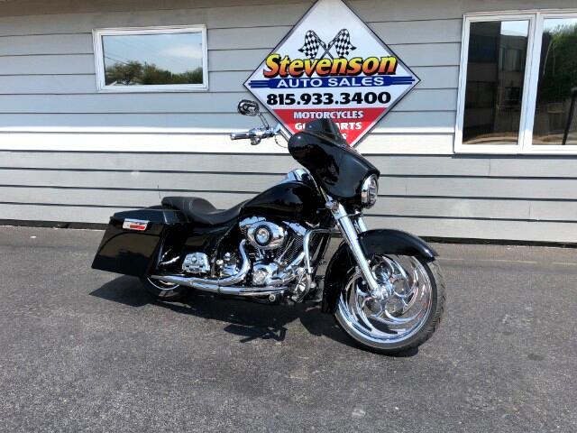 2008 Harley-Davidson FLHX