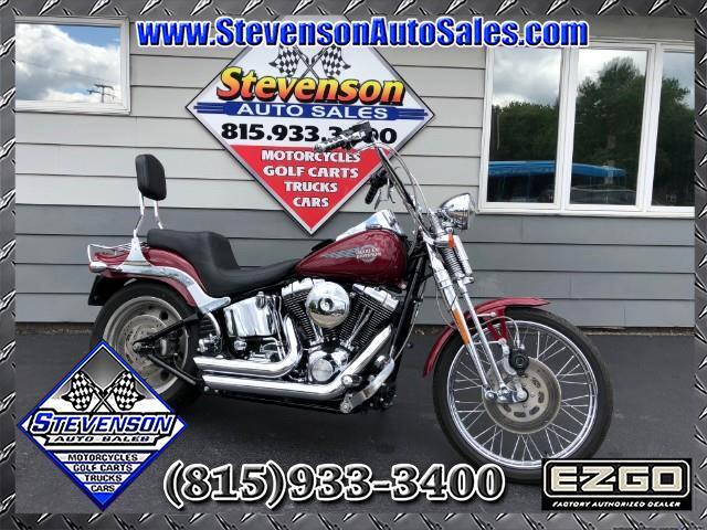 2006 Harley-Davidson FXSTSI