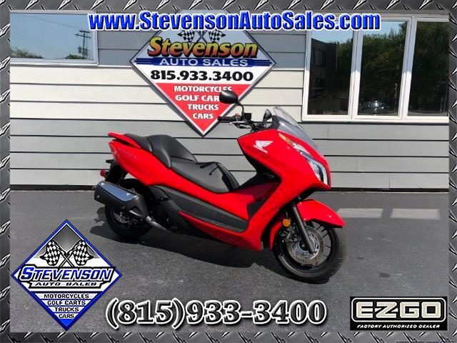 2014 Honda NSS250A Forza 300 Scooter