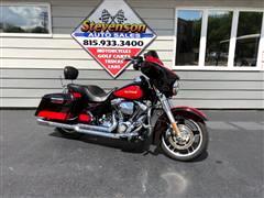 2010 Harley-Davidson FLHX