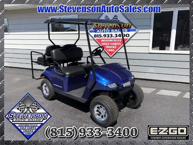 2018 EZGO TXT Gas Golf Cart