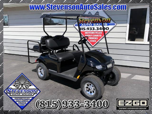 EZGO TXT Gas Golf Cart 2019