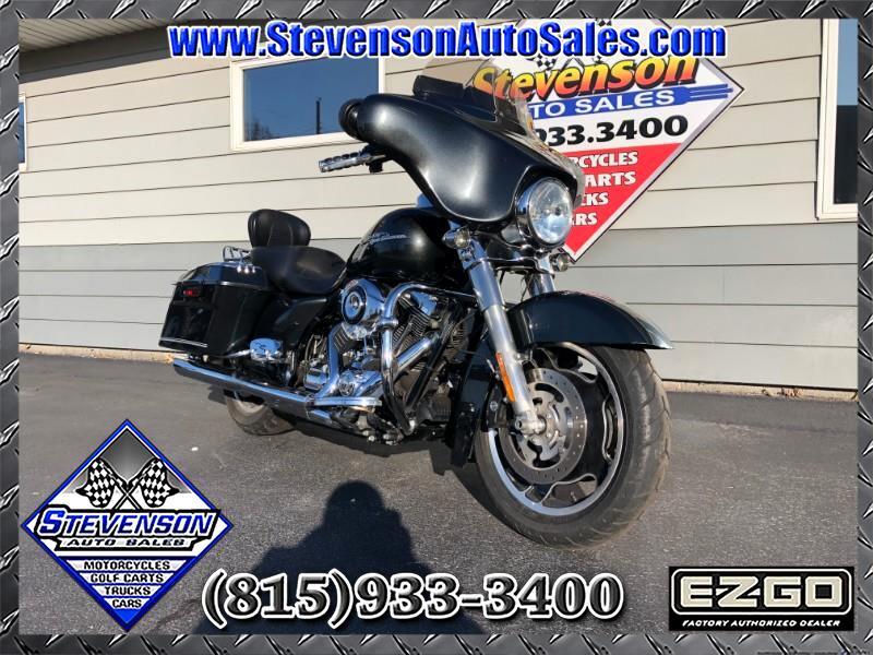 2009 Harley-Davidson FLHX