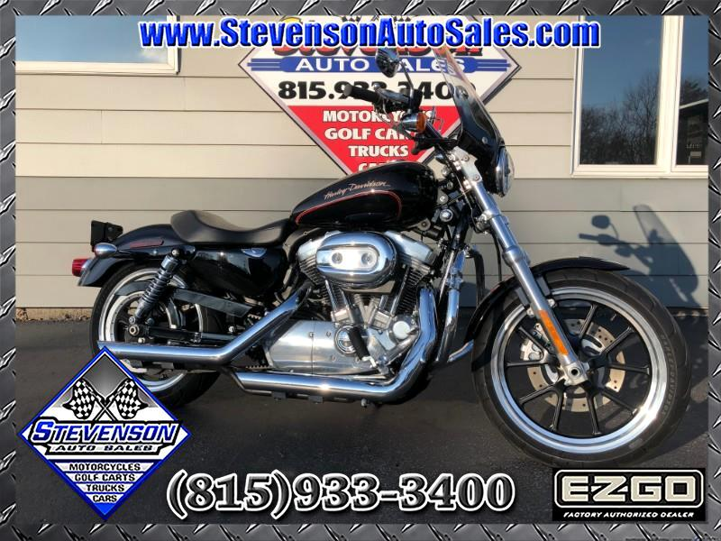 2011 Harley-Davidson XL883L Sportster Low