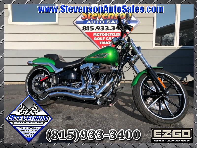 Harley-Davidson FXSB  2015