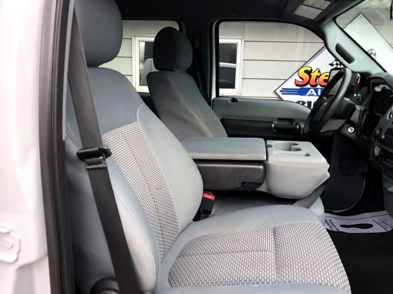 Ford F-250 SD XLT Crew Cab Short Bed 4WD 2015