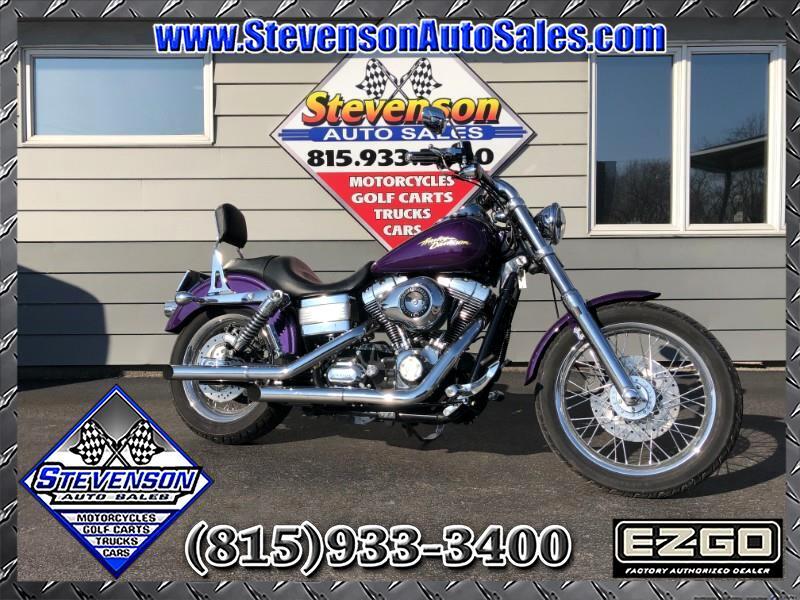 2008 Harley-Davidson FXDL