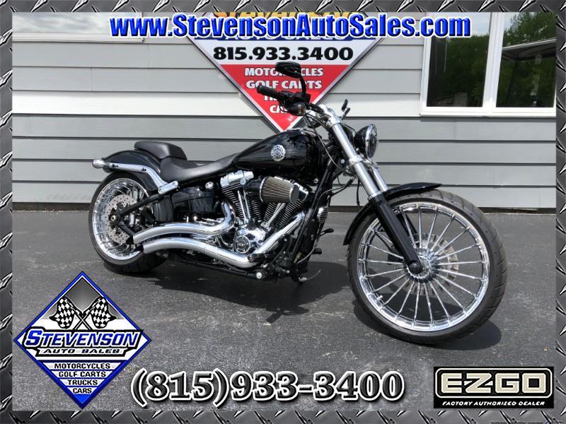 2014 Harley-Davidson FXSB Breakout