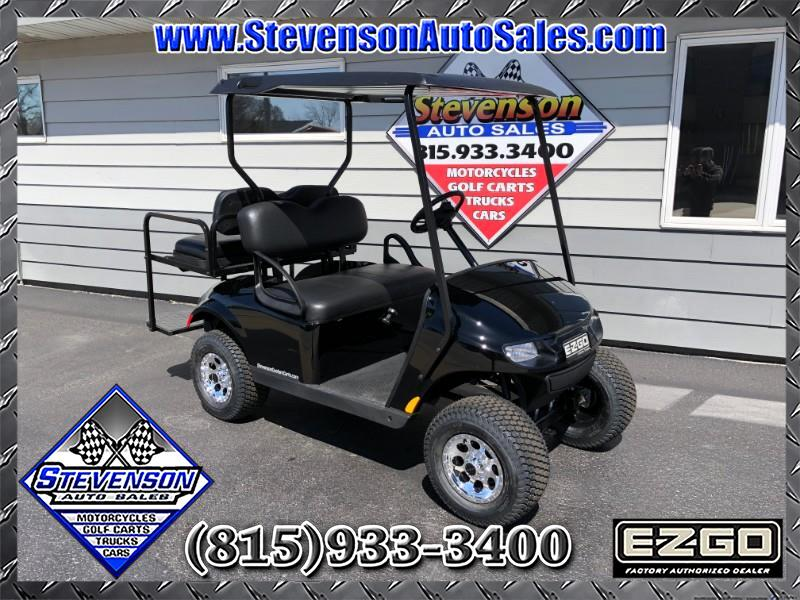 2019 EZGO TXT Gas Golf Cart