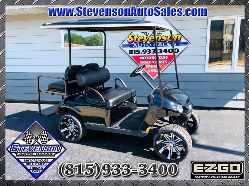 2019 EZGO TXT Gas Golf Cart