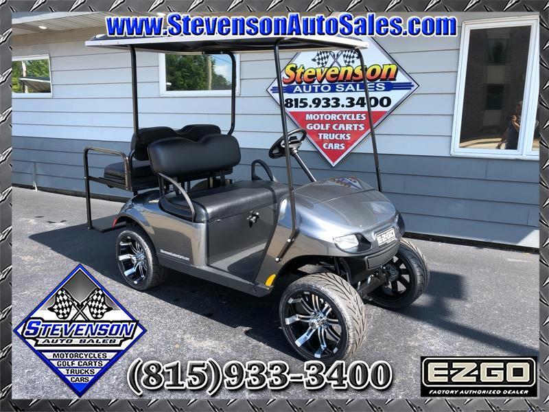 2020 EZGO TXT Gas Golf Cart