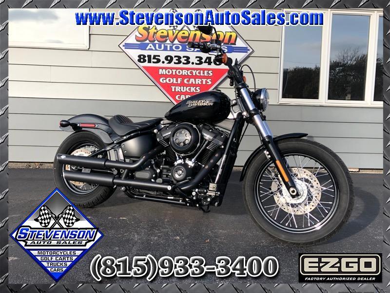Harley-Davidson FXBB  2019