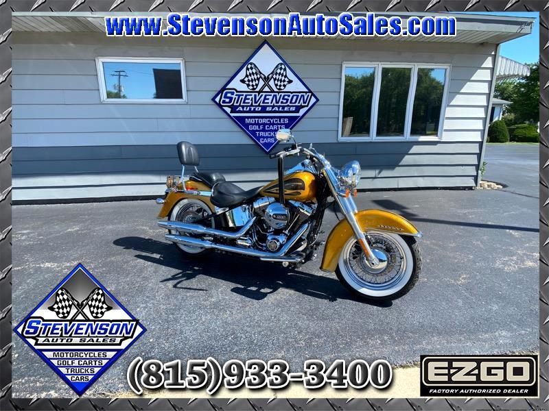 Harley-Davidson FLSTN  2016