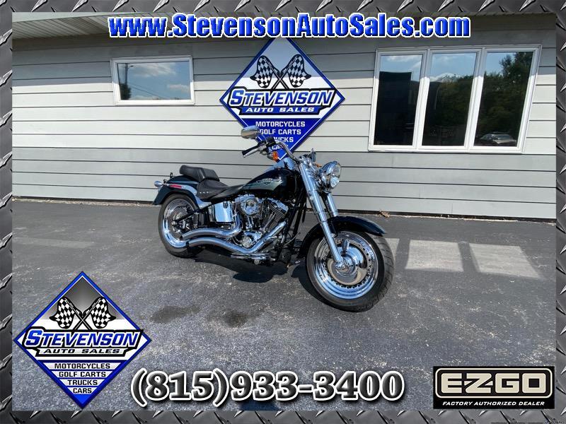 Harley-Davidson FLSTF  2009