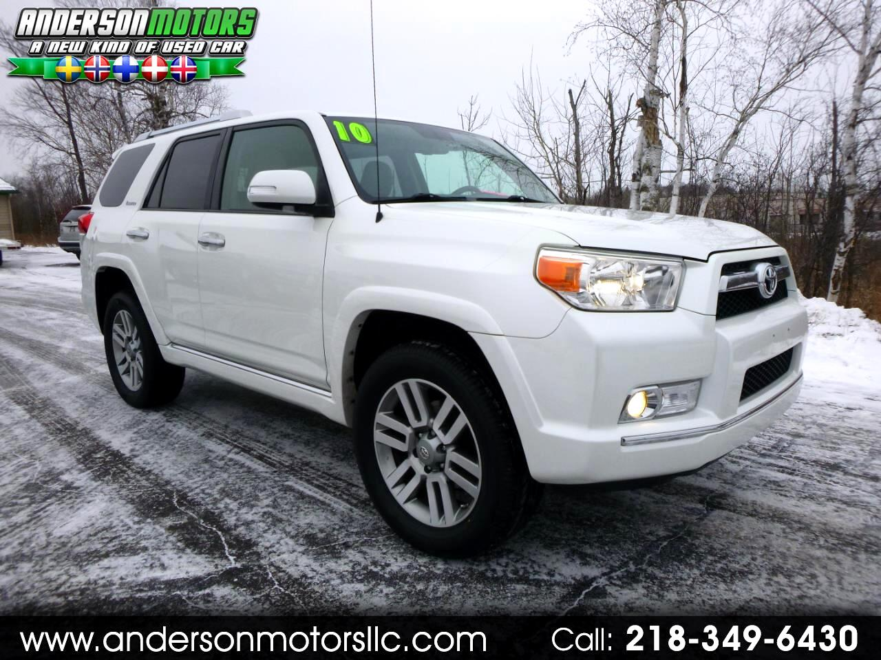 2010 Toyota 4Runner Limited 4WD V6