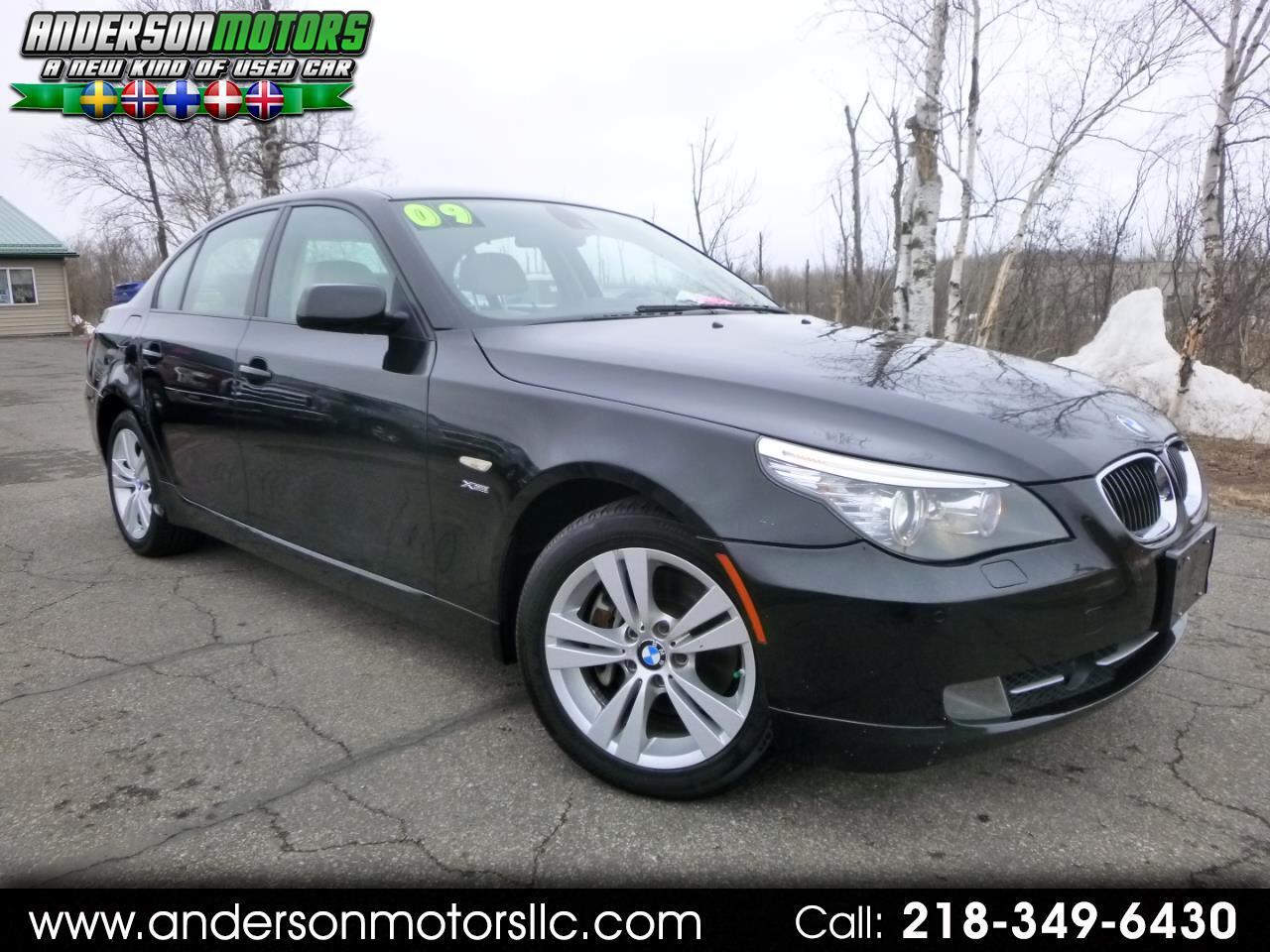 2009 BMW 5-Series 528i X-Drive