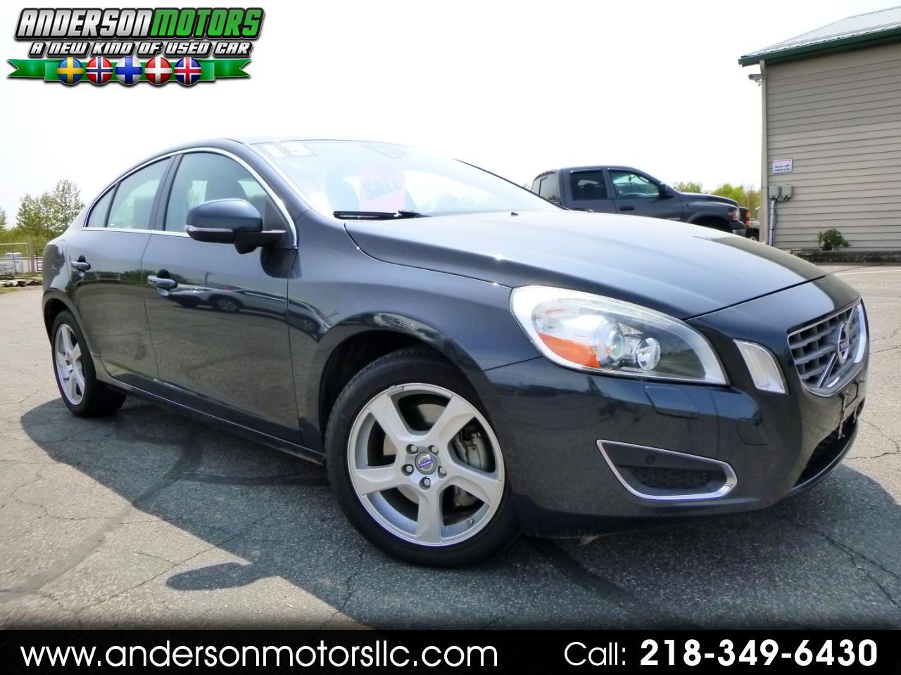 2013 Volvo S60 T5 AWD Inscription Platinum
