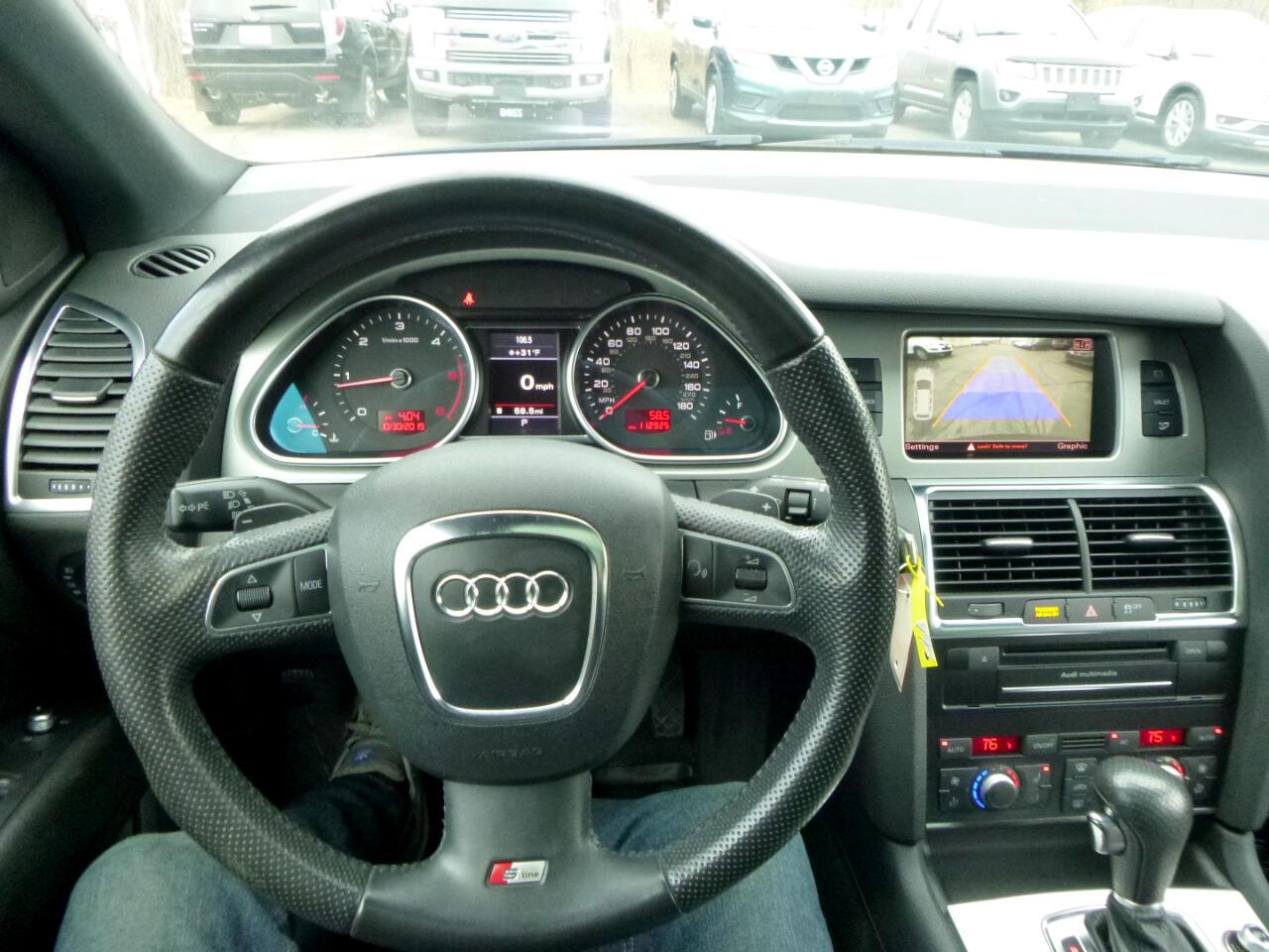 2011 Audi Q7 TDI quattro Prestige S-Line