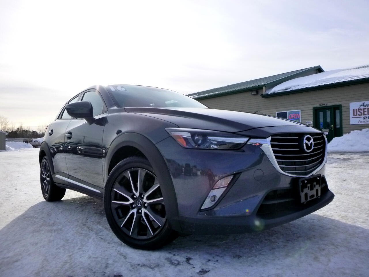Mazda CX-3 Grand Touring AWD 2016