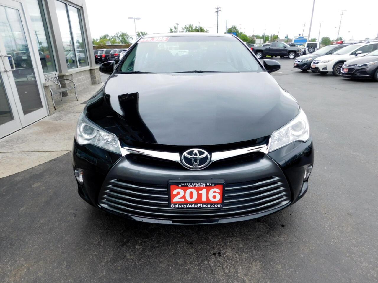 2016 Toyota Camry 4dr Sdn LE Auto