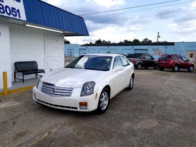 2007 Cadillac CTS 3.6L Luxury RWD
