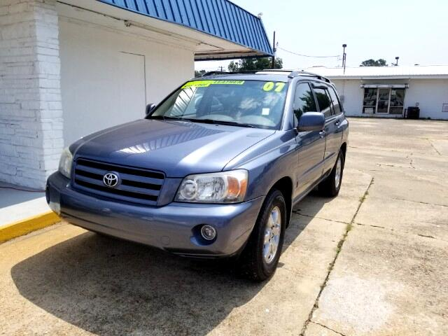 2007 Toyota Highlander 4dr V6 Limited w/3rd Row (Natl)