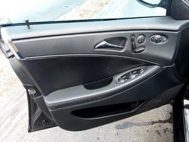 Mercedes-Benz CLS-Class CLS500 4-Door Coupe 2006