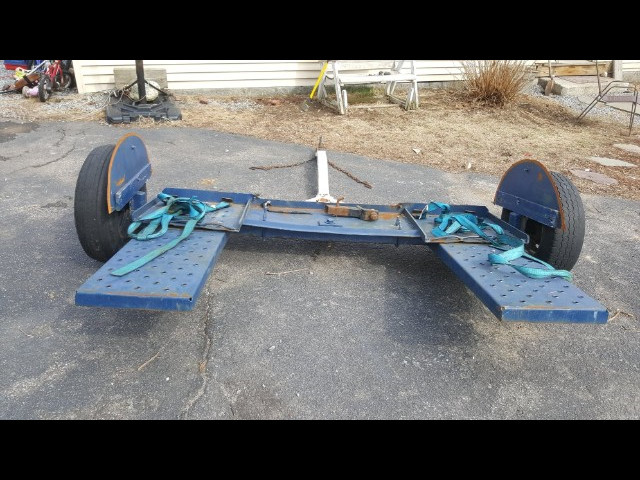 Master Tow Dolly Base 2000