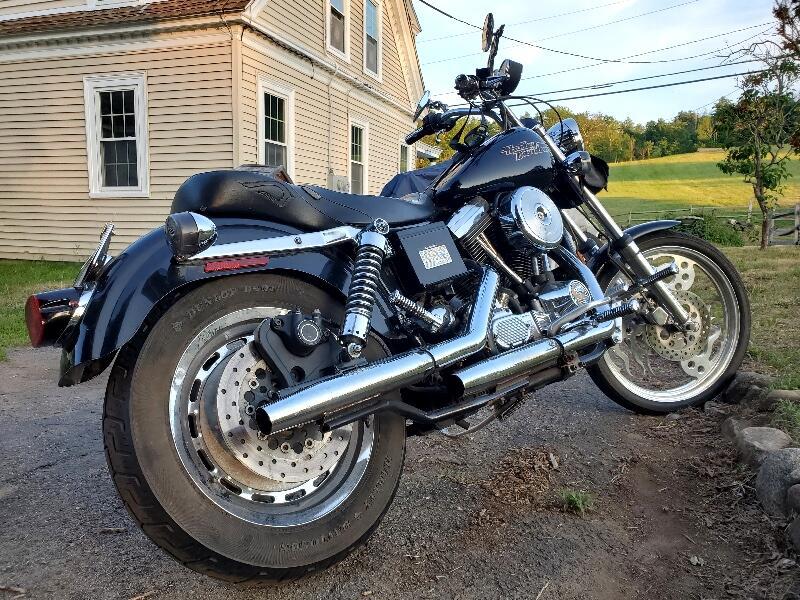 Harley-Davidson FXD  1995