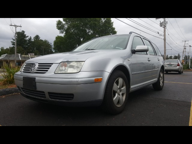 Used 2003 Volkswagen Jetta Wagon GLS 2.0 for Sale in Manchester NH 03102 Northstar Auto Sales LLC