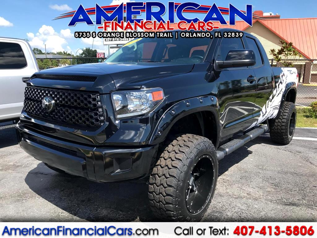 2018 Toyota Tundra 2WD SR5 Double Cab 6.5' Bed 4.6L (Natl)