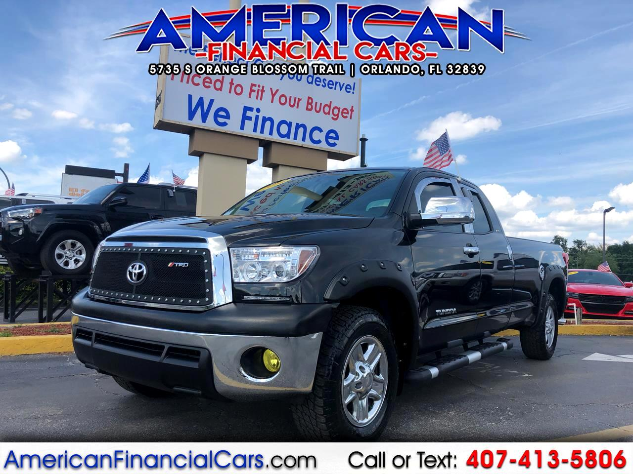 2010 Toyota Tundra Base 4.7L Long Bed 2WD