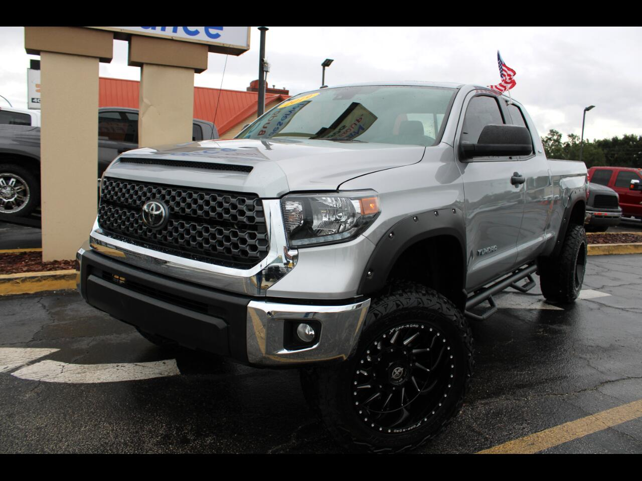 Toyota Tundra 2WD SR5 Double Cab 6.5' Bed 4.6L (Natl) 2019