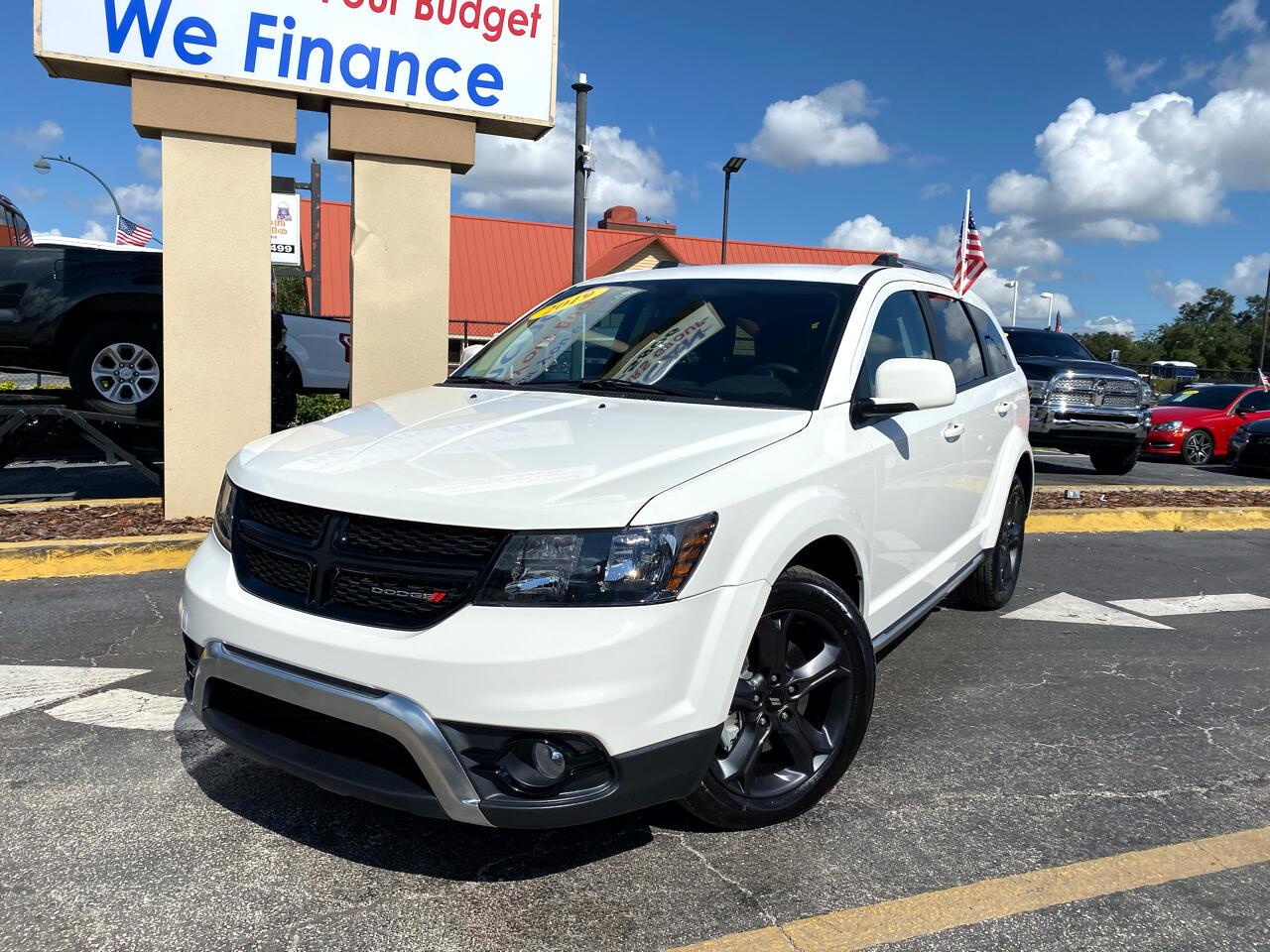 Dodge Journey Crossroad FWD 2019