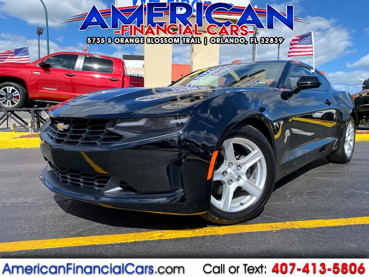 Chevrolet Camaro Coupe 1LT 2020
