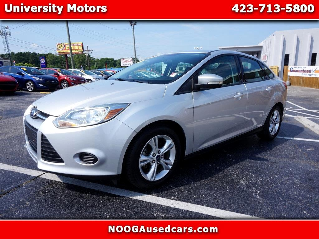 2014 Ford Focus 4dr Sdn SE