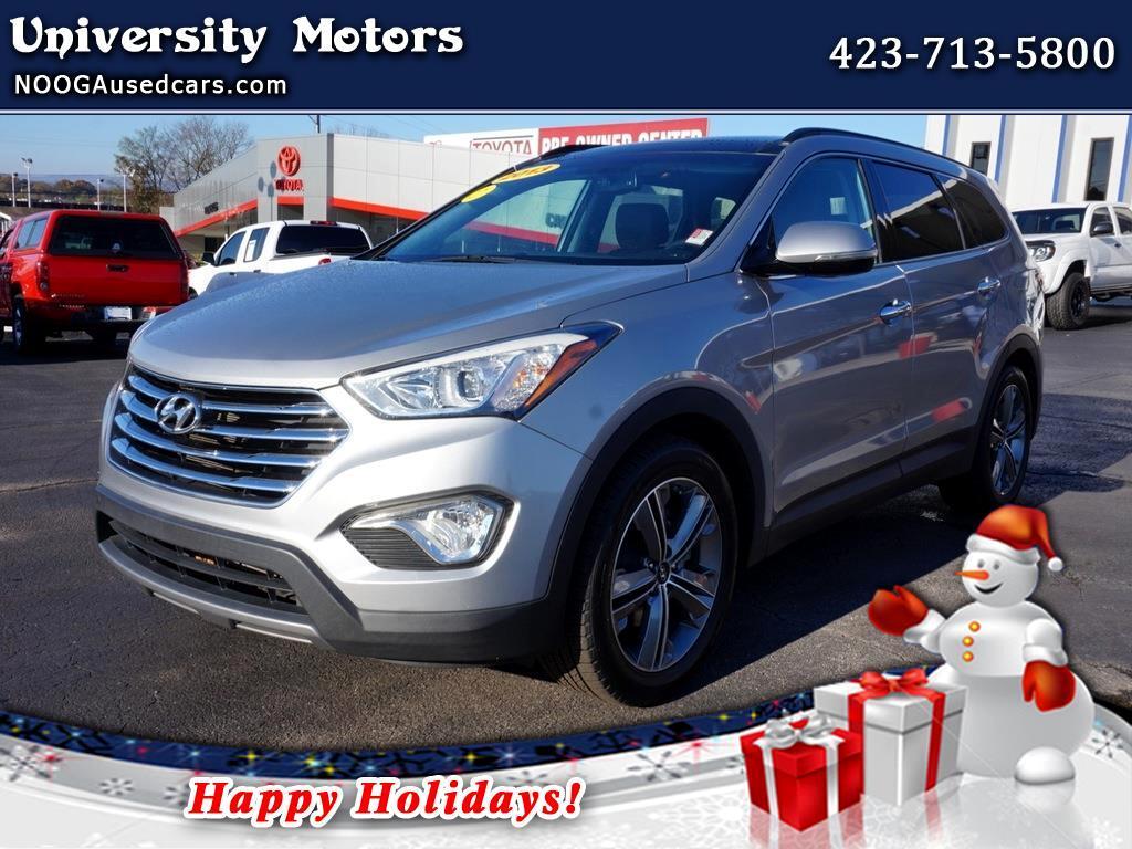 2013 Hyundai Santa Fe FWD 4dr Auto Limited