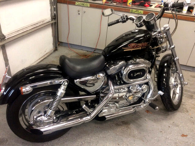 2000 Harley-Davidson XLH 883