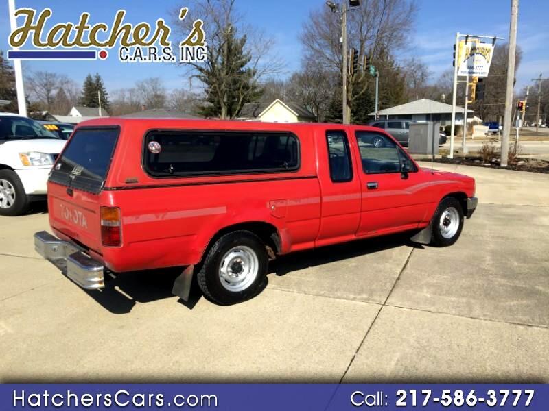 1991 Toyota Pickup DLX V6 Xtracab 2WD