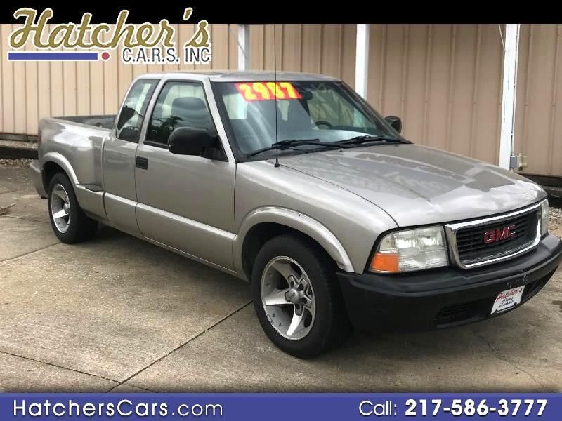2003 GMC Sonoma SLS Ext. Cab 2WD