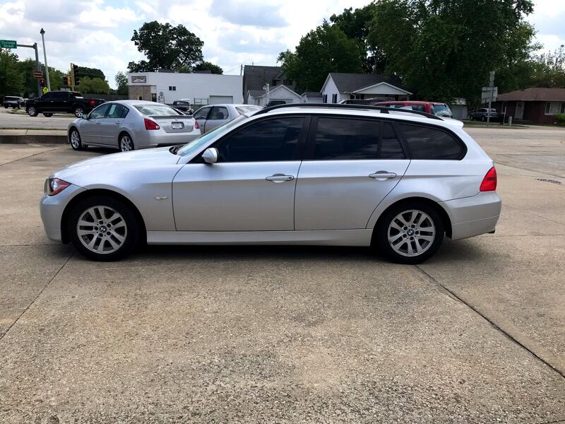 BMW 3-Series Sport Wagon 328xi 2007