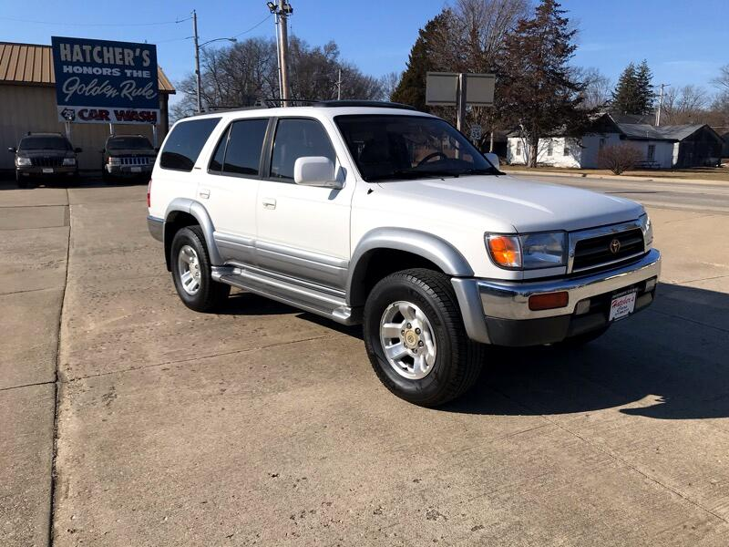 Toyota 4Runner Limited 4WD 1997
